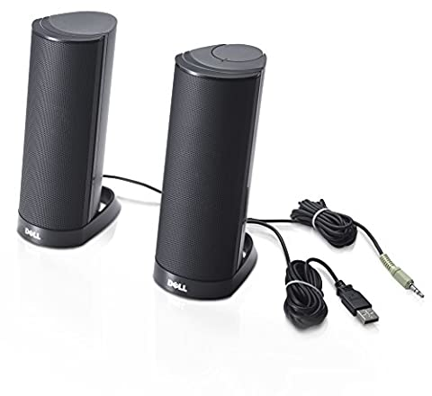 DELL AX210CR Speaker for PC - Black