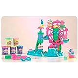 Cupcake carnival. Play doh. B1855EU4