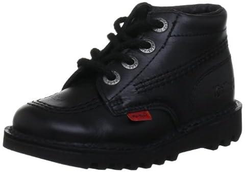 Kickers Core Classic, Chaussures de Running Garçon - Noir (Black), 24 EU