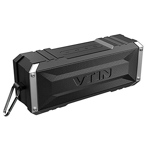 vtin 20 W Waterproof Altavoz Bluetooth, 25 Horas de Tiempo de Parte Portable Outdoor...