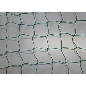 Geflügelzaun Geflügelnetz - grün - Masche 5 cm - Stärke: 1,2 mm - Größe: 1,60 m x 10 m