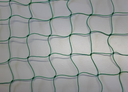 *Geflügelzaun Geflügelnetz – grün – Masche 5 cm – Stärke: 1,2 mm – Größe: 1,20 m x 10 m*