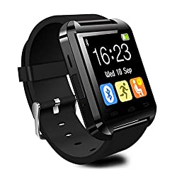 Chereeki Smart Watch Bluetooth Smartwatch Wristband Phone Watch With Sports Pedometer Touch Screen For Android Samsung Htc Sony Lg G5 Blackberry Huawei Smartphone