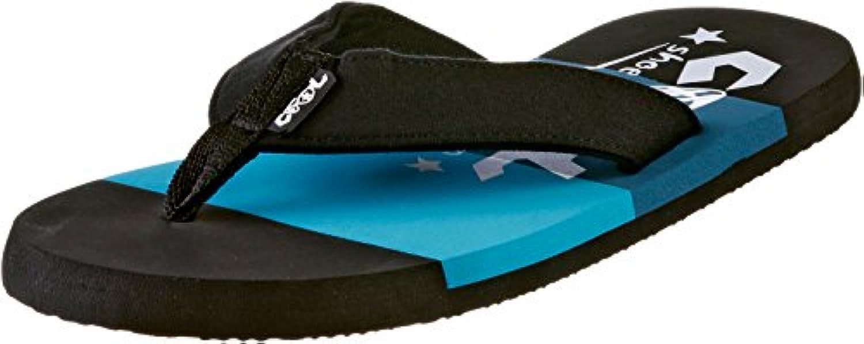 Cool Shoes - Sandalias de Lona para hombre Azul azul