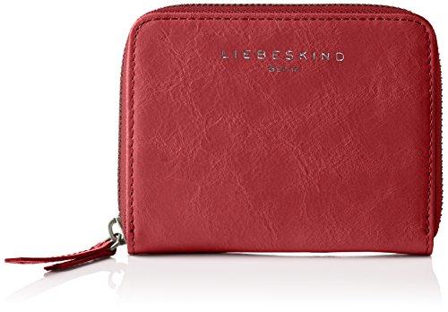 Liebeskind Berlin - Connyr, Portafogli Donna Rosso (Rot (cherry blossom red 3532))