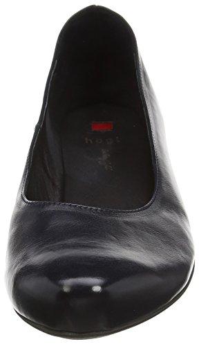 Högl  0- 12 4200, Chaussures à talons - Avant du pieds couvert femmes Bleu - Blau (3000)
