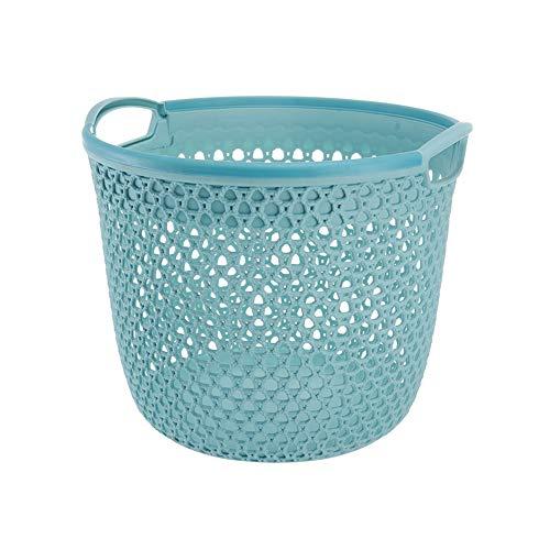 Wäschetrocknung Wäsche Wäsche Wäsche Tasche Hollow Lagerung Korb Lagerung für das Stalen von Spielzeug, Kosmetik Schmuck/Obst/Kopfhörer Bagsen/Unterwäsche/Quilts,Green -