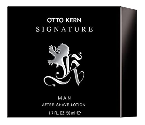 Otto Kern Signature Man homme / men, Aftershave Lotion, 1er Pack (1 x 50 g)