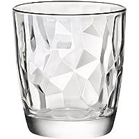 Rocco Bormioli Diamond 3.02260 Bicchieri, cofezione da 6 pezzi