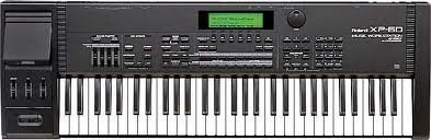 Price comparison product image Roland XP-60 keyboard Vintage Syntheiszer