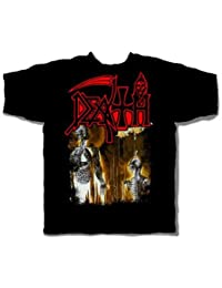 Death - Human Adult T-Shirt