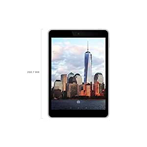 "NOKIA N1 Tablet 7.9"" 2GB RAM + 32GB ROM Intel Atom Z3580 Quad Core ARGENT"