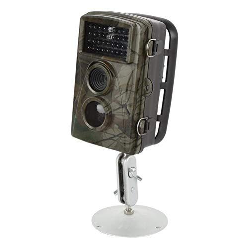 Wildlife Trail Kamera 12MP 1080 P HD Infrarot Cam 0,2 s Schnelle Aufnahme Digitale Trail Kameras Jagd Kameras Trap Spiel Kameras Schwarz IR Wildlife Kameras
