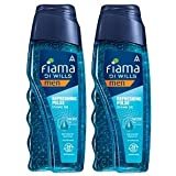 Fiama Di Wills Refreshing Pulse Sea Minerals Men Shower Gel - 250 ml (Pack of 2)
