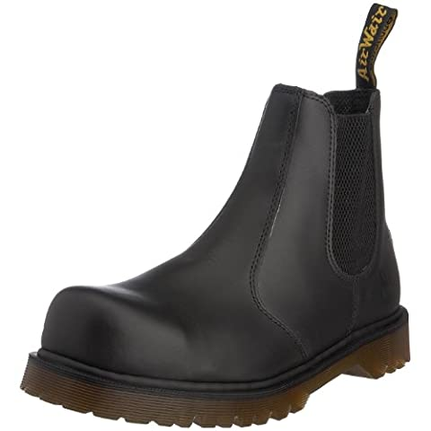 Dr. Marten's Icon 2228, Men's Safety Boots, Black, 8 UK