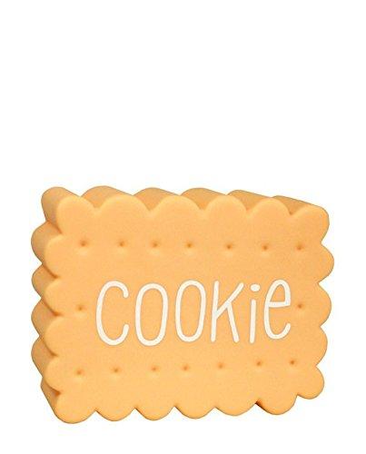 Luce notturna per bambini, a forma di biscotti, di A little lovely company, rif. LTCO027