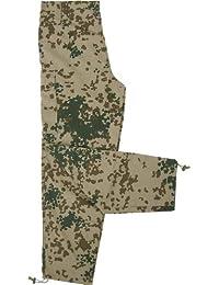 BE-X Leichte Feldhose -BCU- mit 5 Taschen, aus RipStop Gewebe - BW tropentarn