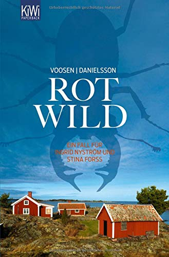 Rotwild: Der zweite Fall für Ingrid Nyström und Stina Forss (Die Kommissarinnen Nyström und Forss ermitteln, Band 2): Alle Infos bei Amazon