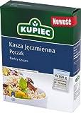 Kupiec Buchweizengrütze 100% /// Kasza jeczmienna Peczak 4x100g