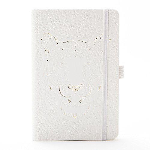 ivory-collection-tiger-cahier-a6-a-lignes