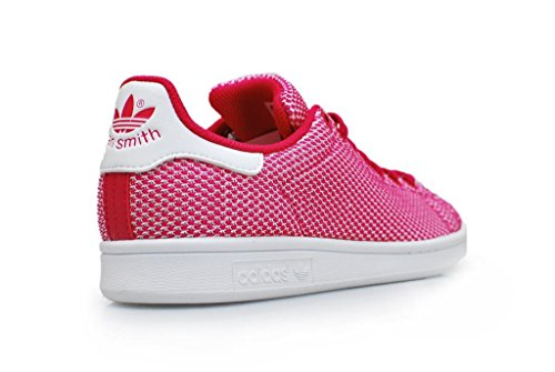 Stan Smith W, rosa / bianco, 6,5 Us Pink/White
