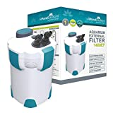 All Pond Solutions 1400EF Aquarium External Filter, 1400 Litre/ Hour