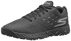 Skechers Performance Mens Go Train-Endurance Walking Shoe, Black, 10. 5 M US