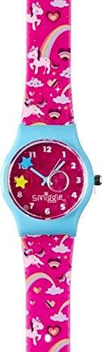 Smiggle H20 Liquid Filling Clock