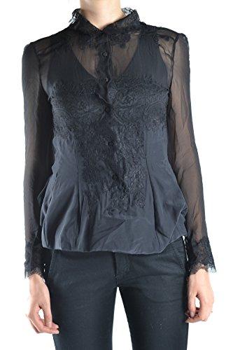 ermanno-scervino-damen-mcbi116004o-schwarz-seide-bluse