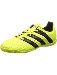 adidas Ace 16.4 In J, Botas De Fútbol para Niños