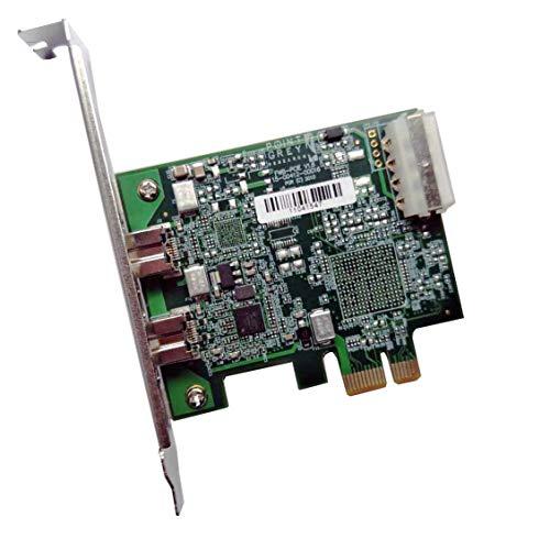 Point Grey Research FWB-PCIE-01 FirePro 1394b FirePro-Karte (2 Ports, FireWire) 01-video-capture