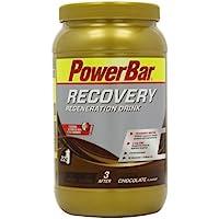 PowerBar Mehrkomponenten-Protein aus Casein, Whey und Soja – Protein-Pulver mit Kohlenhydrate, Vitamine und Mineralstoffe – 1,2kg Chocolate