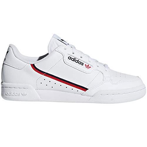 adidas originals zapatilla continental 80 38 celeste precio
