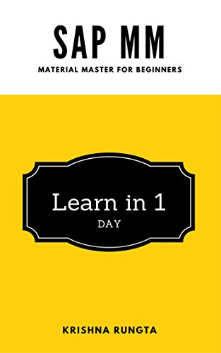 sap-material-master-for-beginners-learn-mm-in-1-day-english-edition