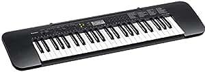 Casio CTK-245 49-Key Electronic Keyboard, Black