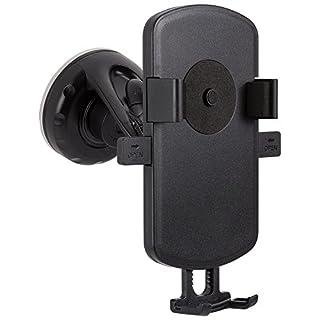 Arkas UU6 Slope GPS/Smartphone-Auto-Halterung, Einstellbare Adapterbreit schwarz