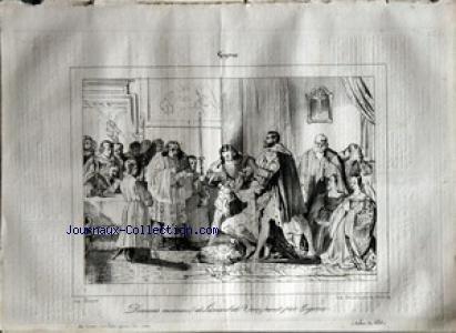 CHARIVARI (LE) [No 117] du 27/04/1835 - VOUS VOUS PLAIGNEZ DES POTS-DE-VIN - L'ACADEMIE DES SCIENCES MORALES ET POLITIQUES - LE CARDINAL RICHELIEU - M. BALLANCHE - TAUROMACHIE ESPAGNOLE - DERNIERS MOMENT DE LEONARD DE VINCI par Collectif