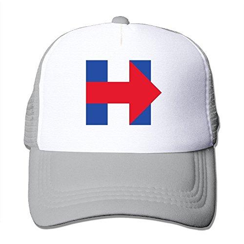 hillary-clinton-voto-americano-logo-impresion-deportes-malla-sombrero