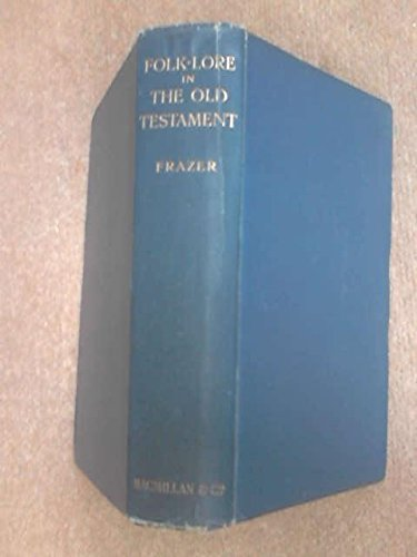 Folk-lore in the Old Testament