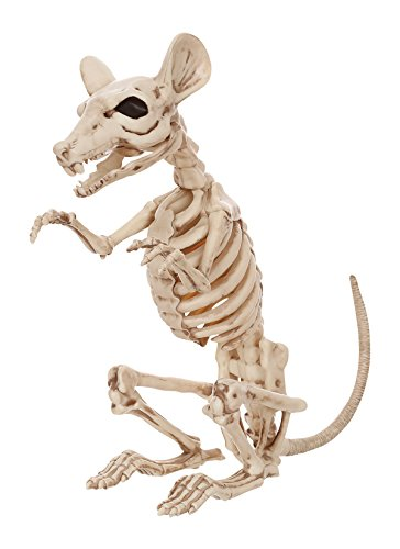 Crazy Bonez Skelett Ratten (Halloween Skelette)