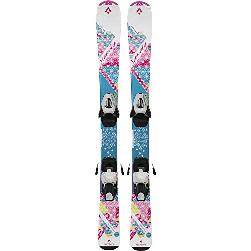 Tecno Pro Mädchen Skier Sweety inkl. Bindung pink (315) 100