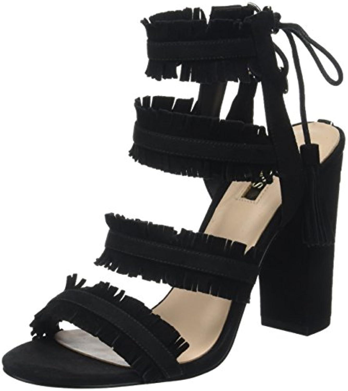 Guess Damen Econi Pumps 2018 Letztes Modell  Mode Schuhe Billig Online-Verkauf