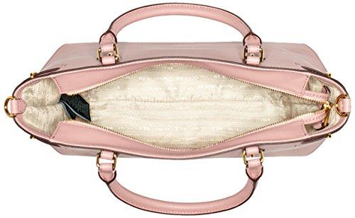 Ralph Lauren Nikki Satchel, sac à main Pink (ROSE SMOKE)