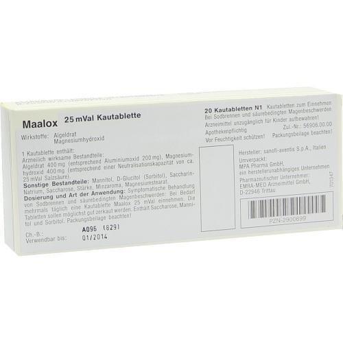 maalox-25-mval-kautabletten-20-st-by-emra-med-arzneimittel