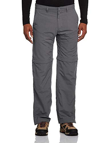 The North Face Herren Hose M Horizon Convertible Pants, Grau (Asphalt Grey), 32 EU -
