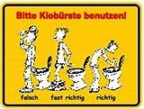 0653. DEKO ALU KLOBÜRSTE BENUTZEN