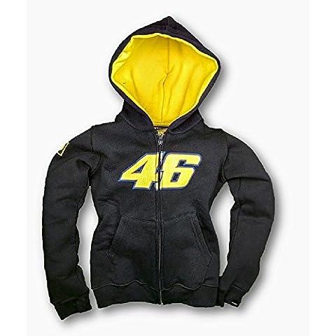 MotoGP Valentino Rossi 46-Felpa con cappuccio per