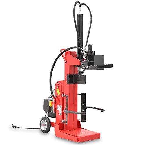 Hecht 6080 Holzspalter 8 Tonnen Spaltdruck Kippfunktion 2100 Watt