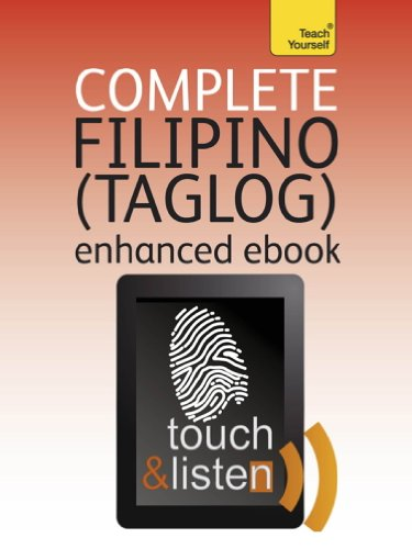 Complete Filipino (Tagalog): Teach Yourself: Audio eBook (Teach Yourself Audio eBooks) (English Edition)