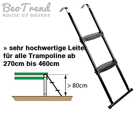 EXIT Leiter L (90 cm) / passende Trittleiter für Trampoline